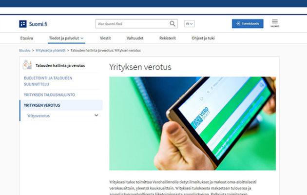 Suomi.fi-valtuudet pähkinänkuoressa